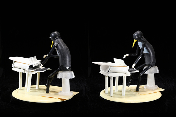 Penguin Cafe Piano